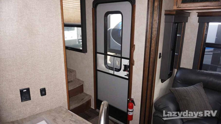 2016 Keystone RV Raptor 355TS