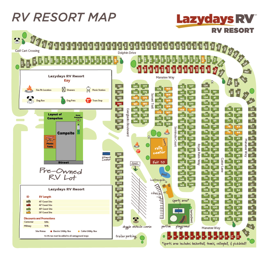 Tampa RV Resort Map | Lazydays RV in Tampa, Florida on hollywood mobile home, tioga mobile home, paradise mobile home, rainbow mobile home, midway mobile home, sunshine mobile home, breeze mobile home, ford mobile home, beach mobile home, flamingo mobile home, fortune mobile home, fairview mobile home, palmer mobile home, graham mobile home, white mobile home, anderson mobile home, richmond mobile home, open house mobile home, the player mobile home, monticello mobile home,