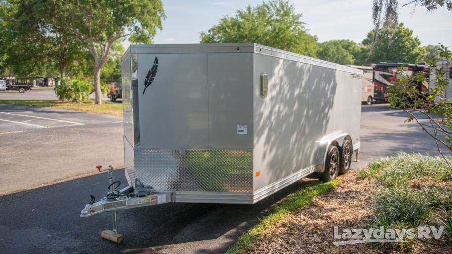 2017 Featherlite Enclosed Motorcycle Trailer 1650