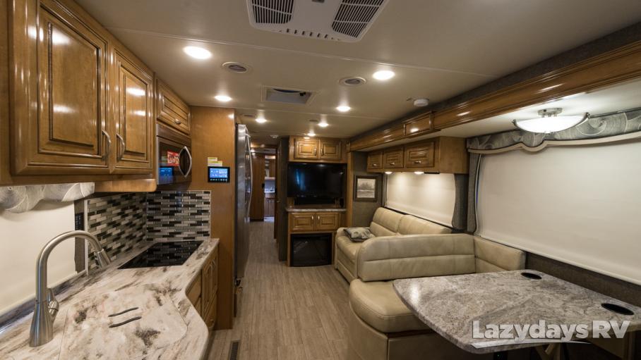 2018 Thor Motor Coach Challenger 37TB