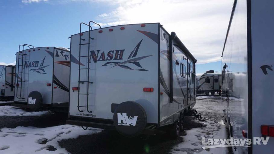 2016 Northwood Nash 23D
