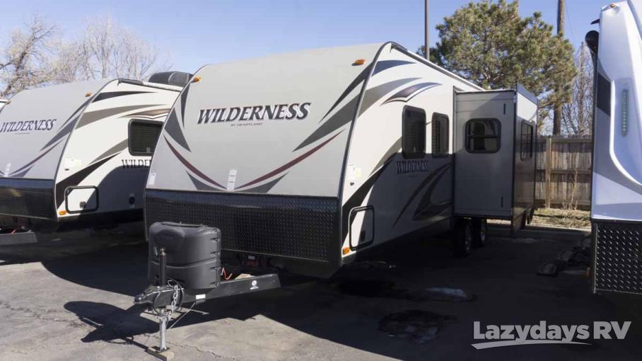 2016 Heartland WILDERNESS 2450FB