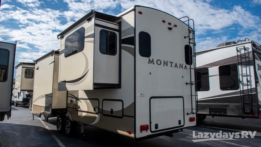 2018 Keystone RV Montana 3791RD