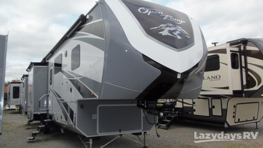 2019 Highland Ridge RV Open Range 3x