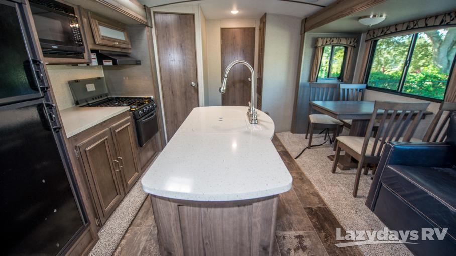2018 Keystone RV Passport Elite 27RB