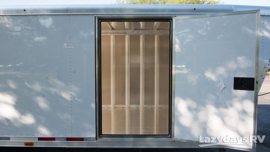 2016 Featherlite Enclosed Car Trailer 4941