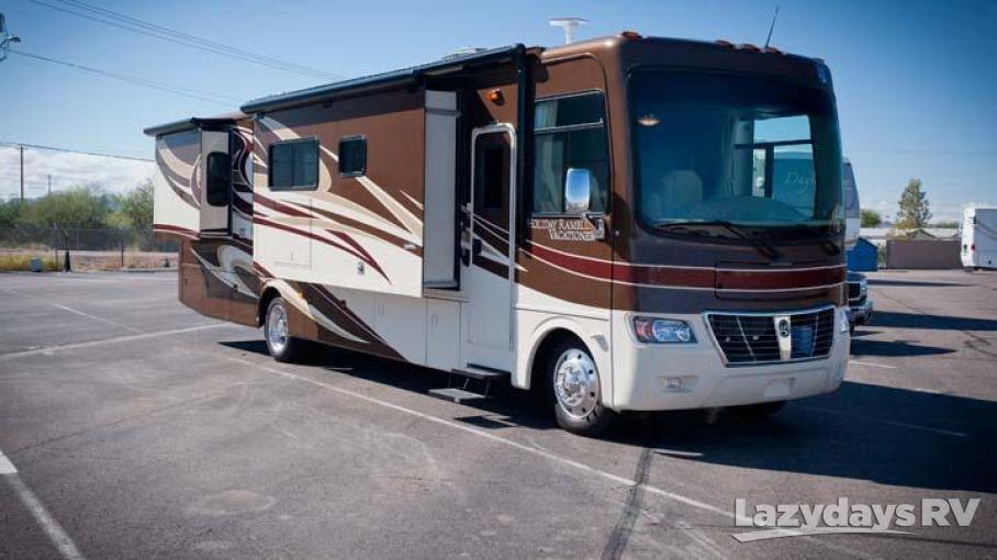 2012 Holiday Rambler Vacationer 36SBT