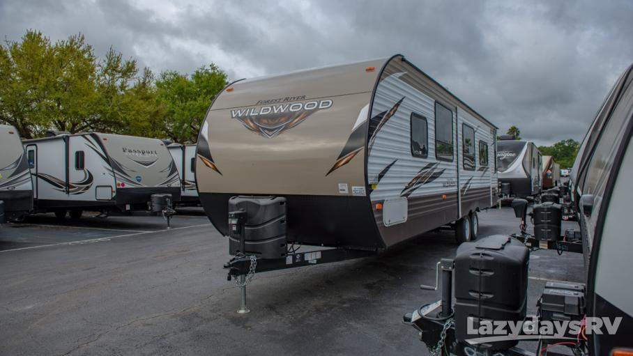 2018 Forest River Wildwood 28RLSS