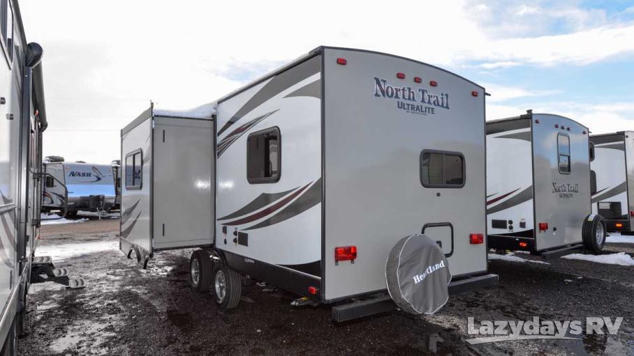 2017 Heartland North Trail 24BHS