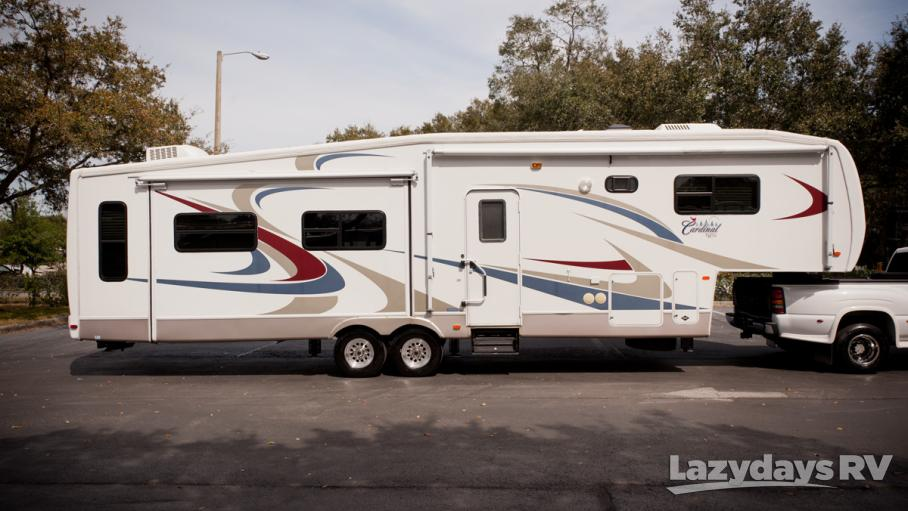 2006 Forest River Cardinal 34QS