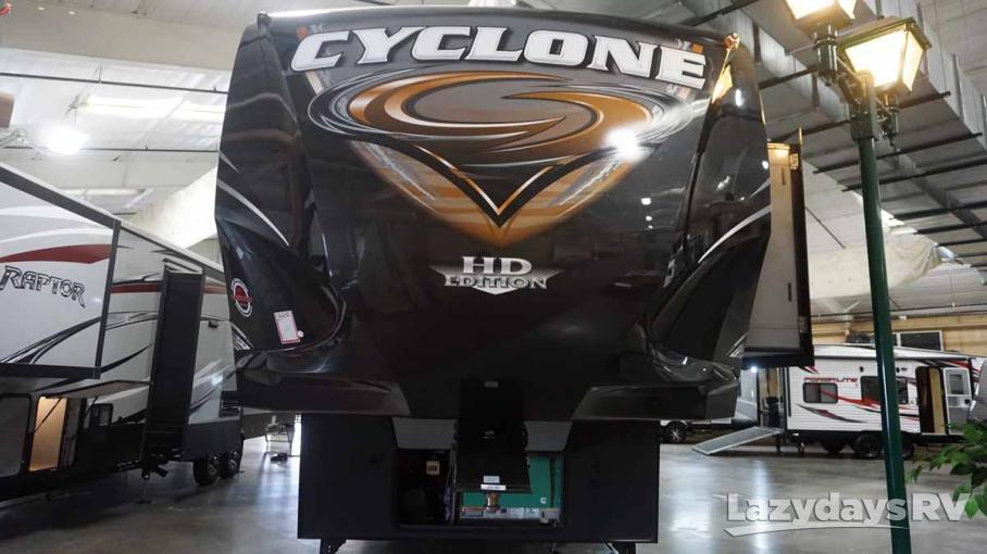 2016 Heartland Cyclone 4114