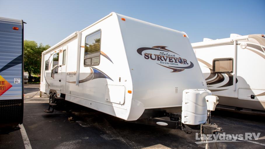 2012 Forest River Surveyor Select SV-301