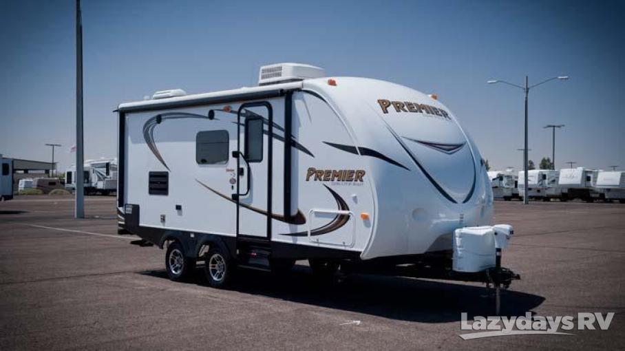 2013 Keystone RV Premier 19FBPR
