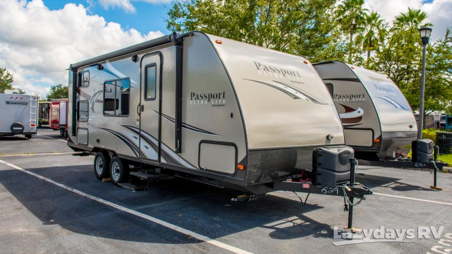 2017 Keystone RV Passport Express 238ML