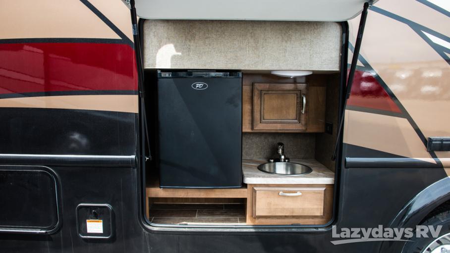 2020 Thor Motor Coach Omni SV34