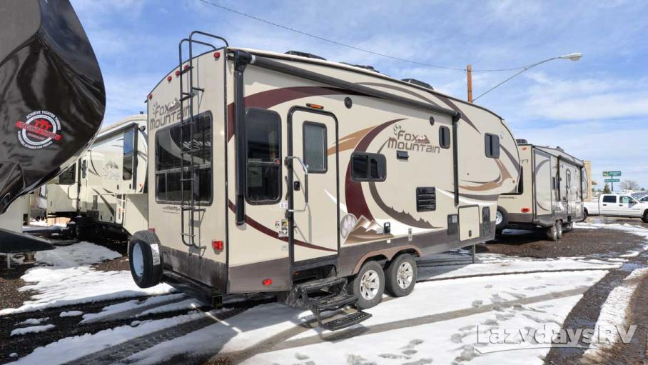 2016 Northwood Fox Mountain 235RLS