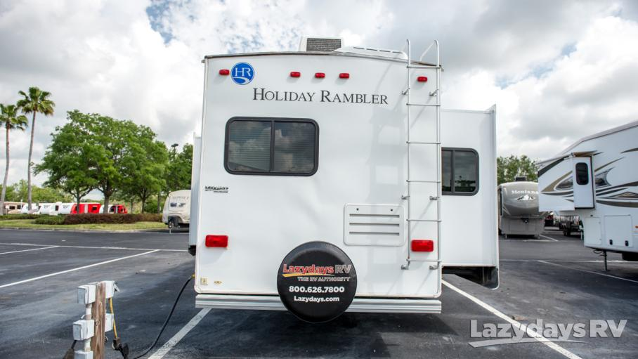 2010 Holiday Rambler Savoy LX 32