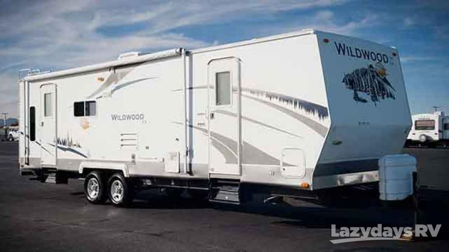 2007 Forest River Wildwood 342RLDS