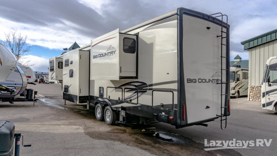 2019 Heartland Big Country 3902FL