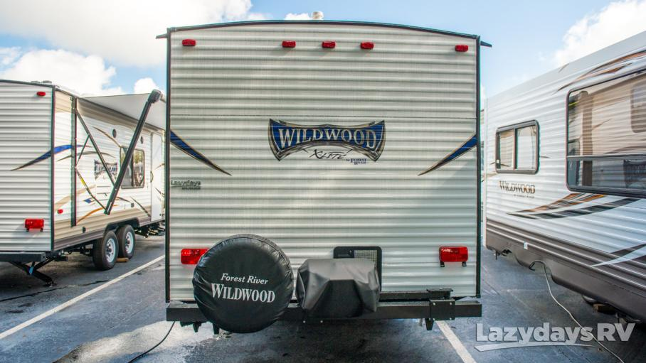 2017 Forest River Wildwood X Lite 261BHXL