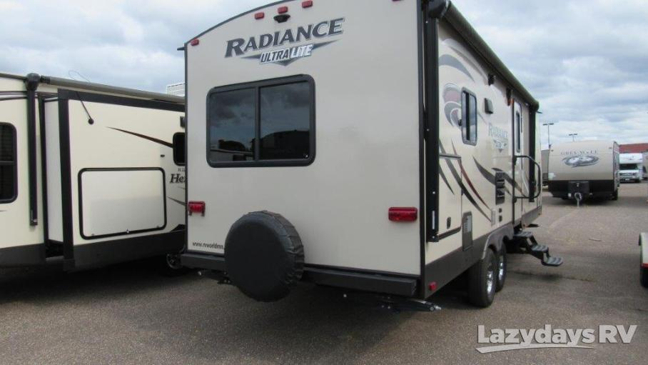 2018 Cruiser RV Radiance 26RL