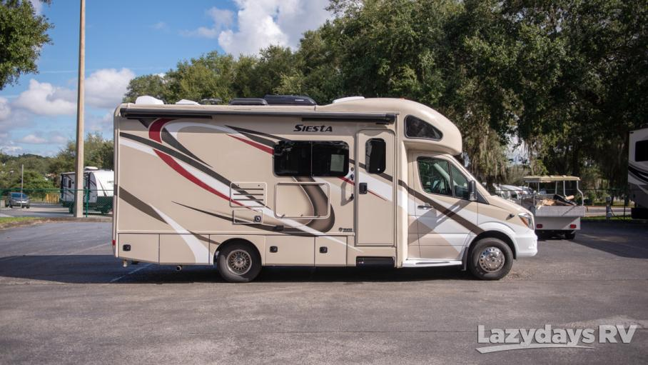2019 Thor Motor Coach Four Winds Siesta Sprinter 24SS
