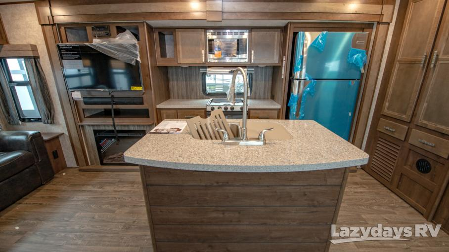 2019 Highland Ridge RV Open Range 323RLS