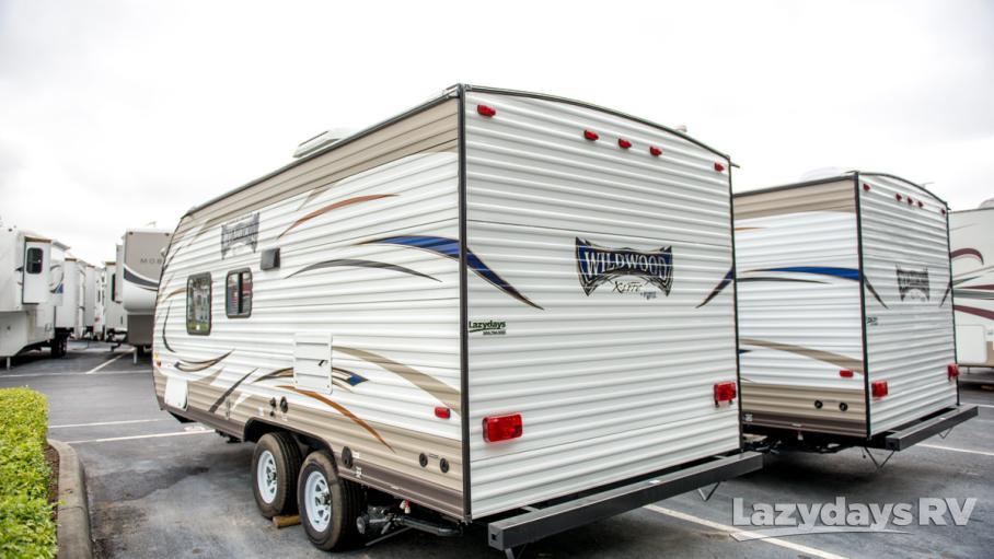 2017 Forest River Wildwood X Lite 171RBXL