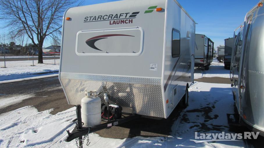 2013 Starcraft Launch 15FD