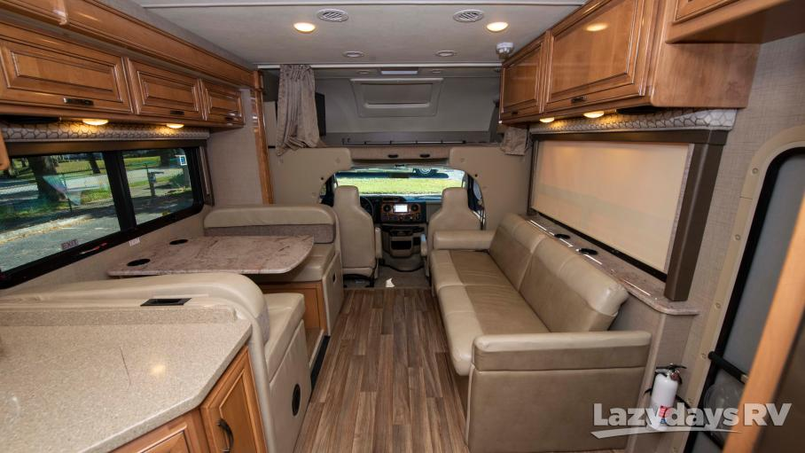 2018 Thor Motor Coach Quantum 31WS