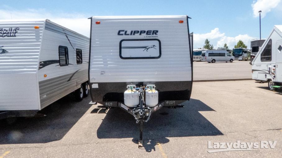 2019 Coachmen Clipper 21FQS