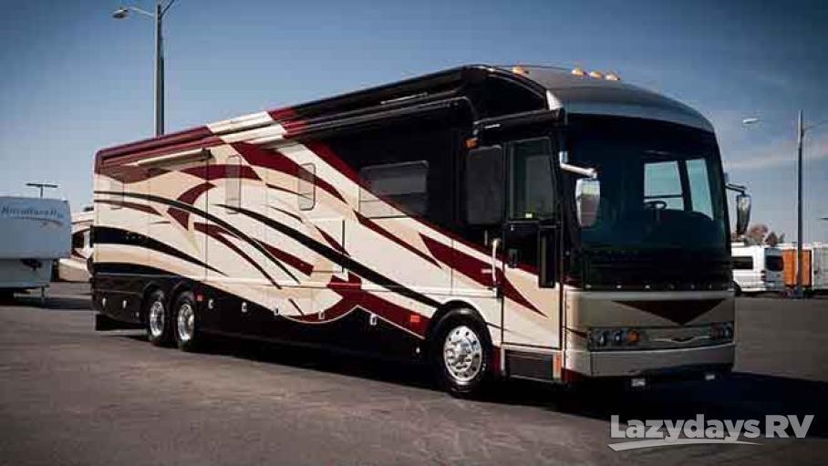 2007 American Coach American Heritage 45E-500CU