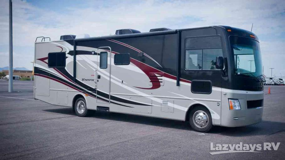 2012 Thor Motor Coach Windsport 31J