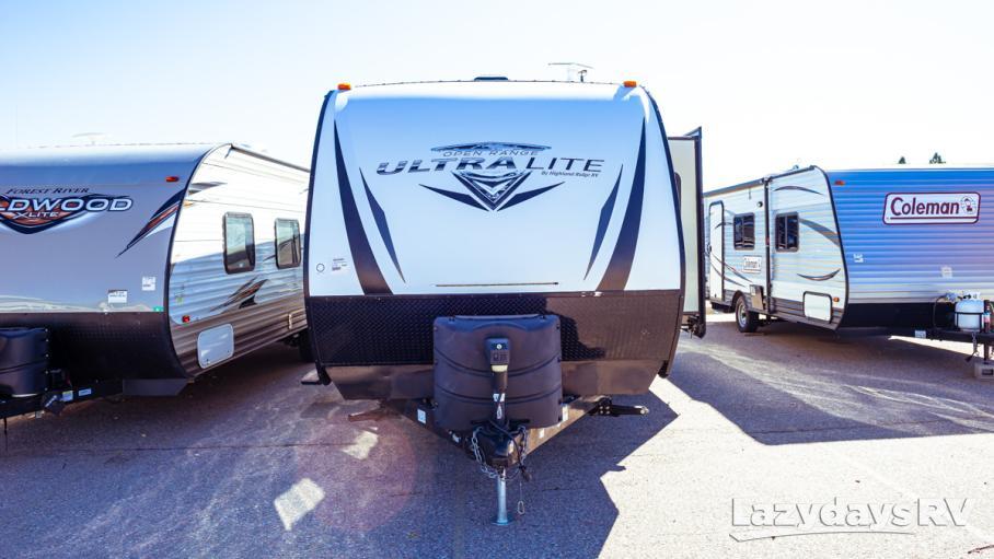2017 Highland Ridge RV Open Range Ultra Lite 3110BH
