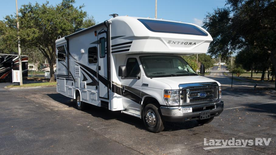 2018 Entegra Coach Odyssey 26D