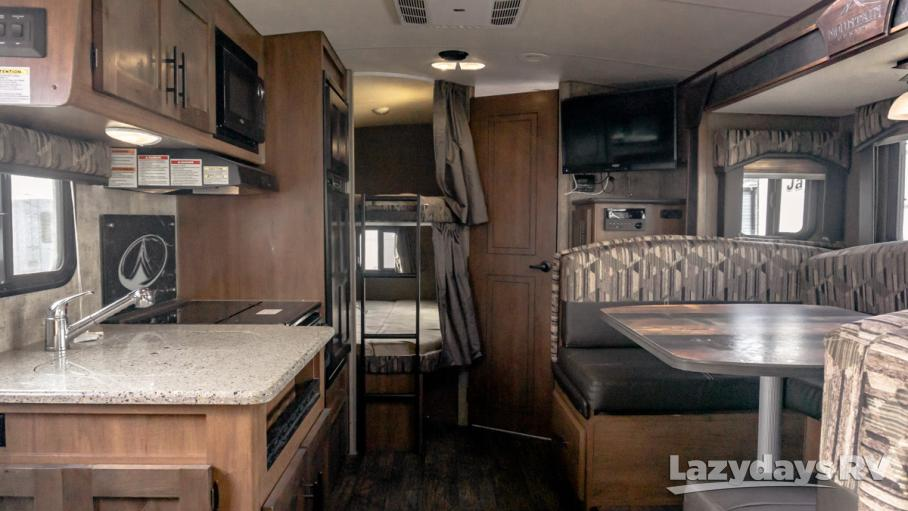 2018 Outdoors RV Black Rock 21DBS