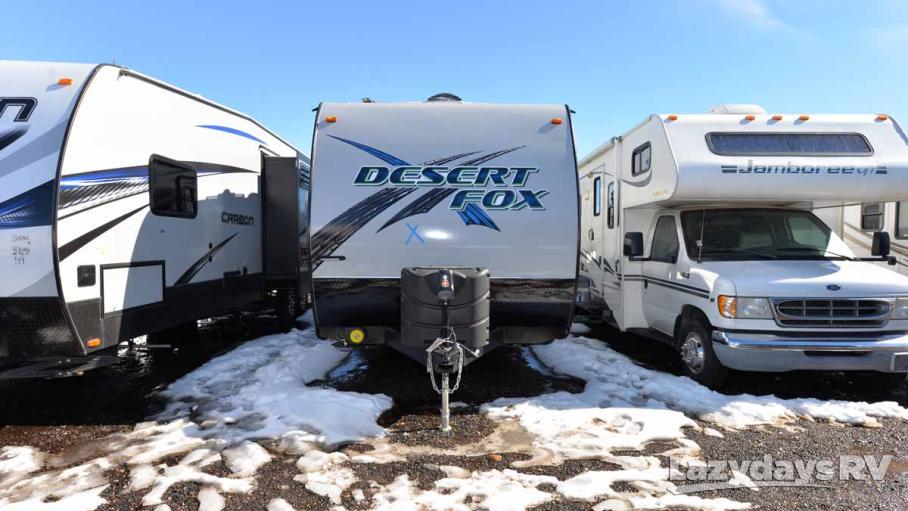 2016 Northwood Desert Fox 24AS