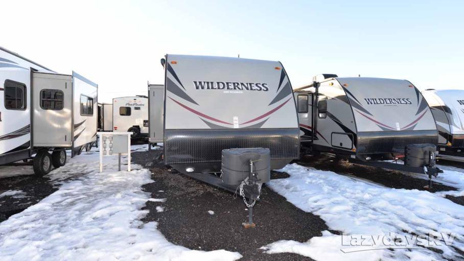 2015 Heartland WILDERNESS 2775RB