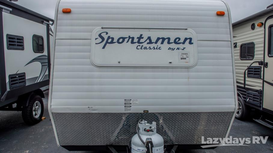 2010 KZ Sportsmen 16BH