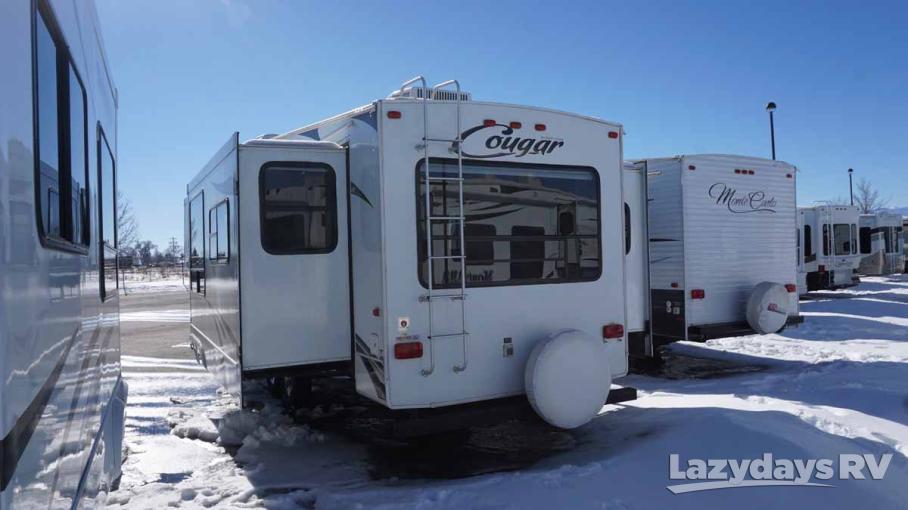 2011 Keystone RV Cougar 318SAB