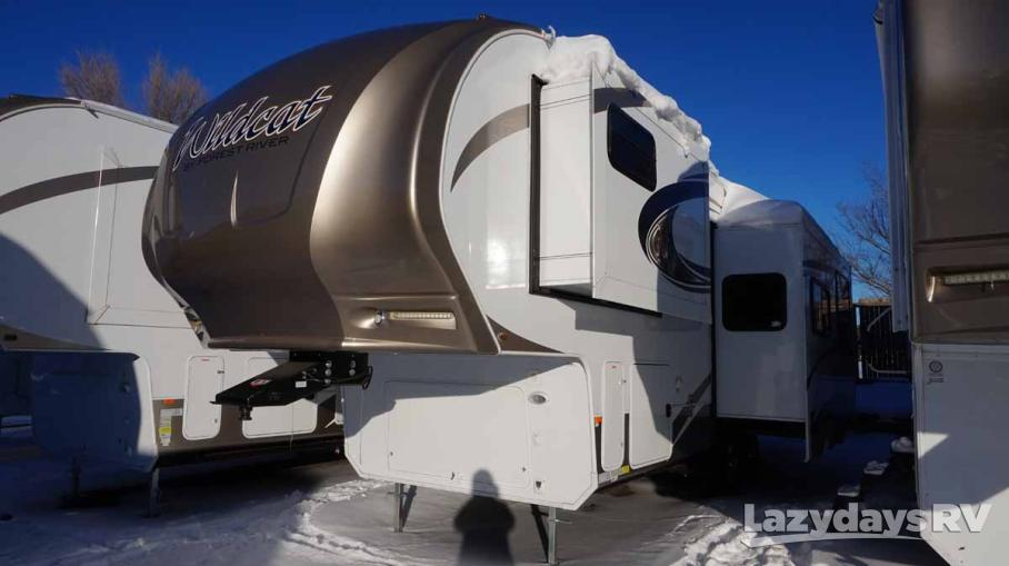 2016 Forest River Wildcat 282RKX