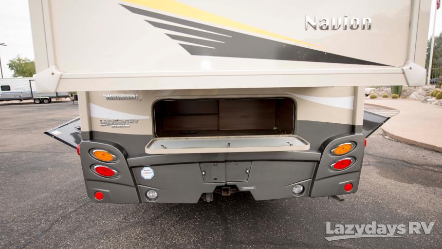 2015 Itasca Navion 24G
