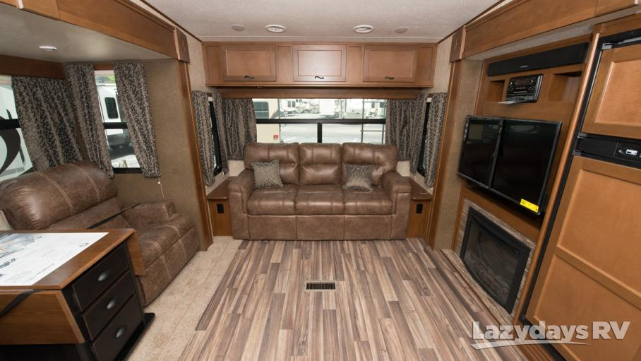 2017 Open Range Light 297RLS