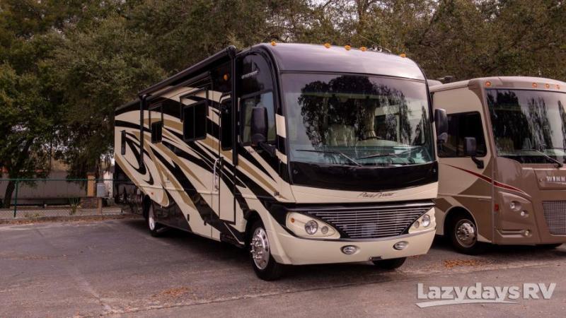 2011 Fleetwood RV Pace Arrow LXE