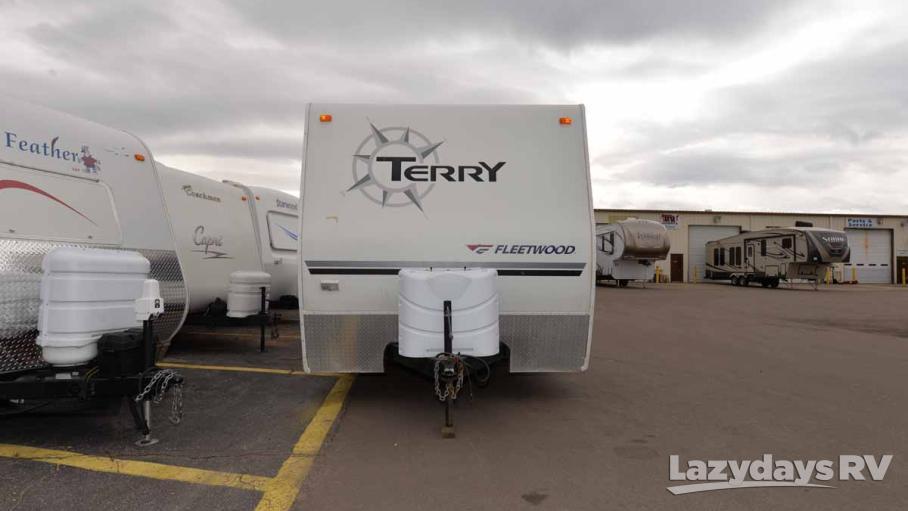 2006 Fleetwood RV Terry 250FQ