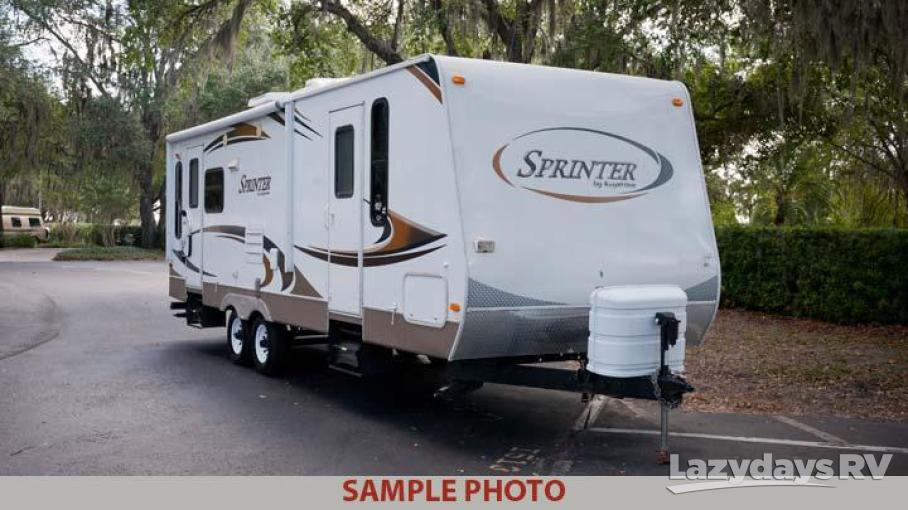 2009 Keystone RV Sprinter 299BHS