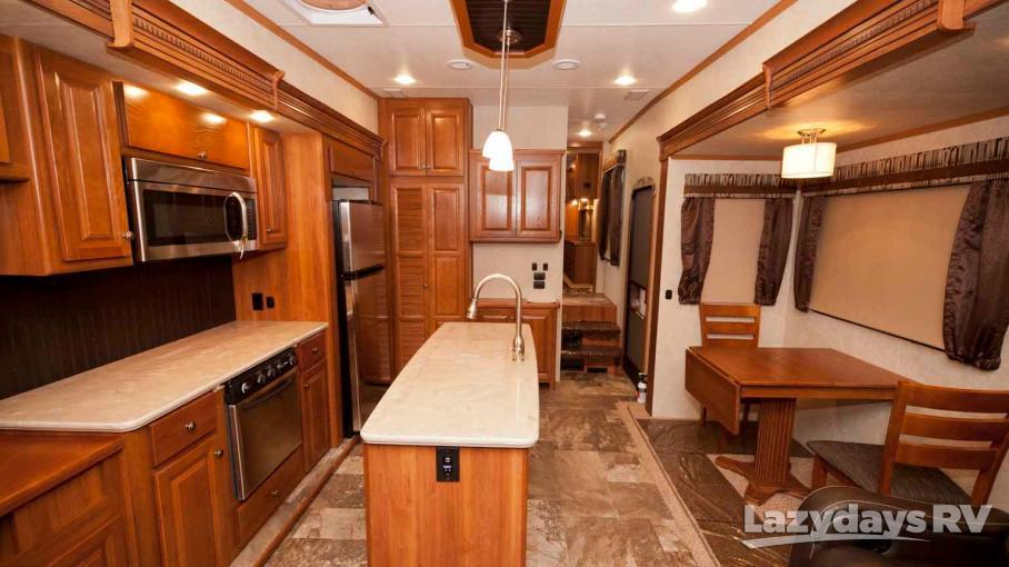 2015 Redwood RV Cypress 36CRL