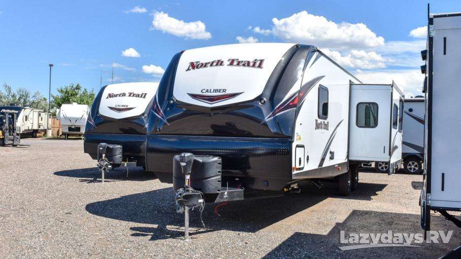2020 Heartland North Trail 28RKDS