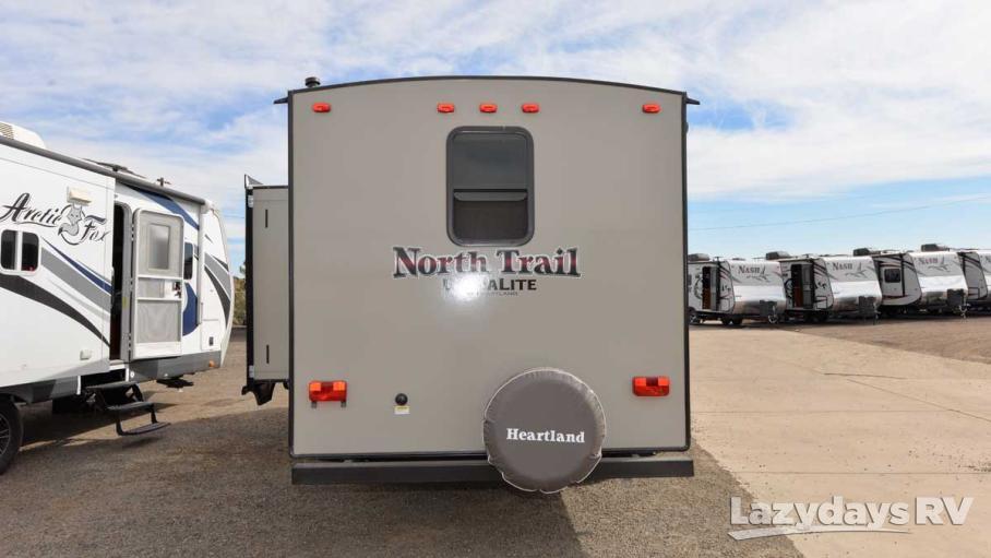 2016 Heartland North Trail 20FBS