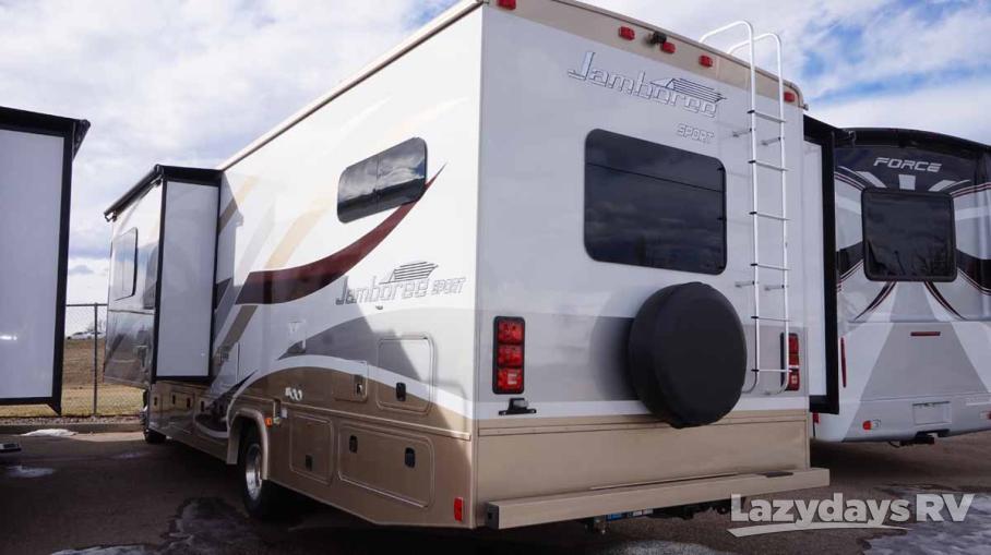 2015 Fleetwood RV Jamboree Sport 31D
